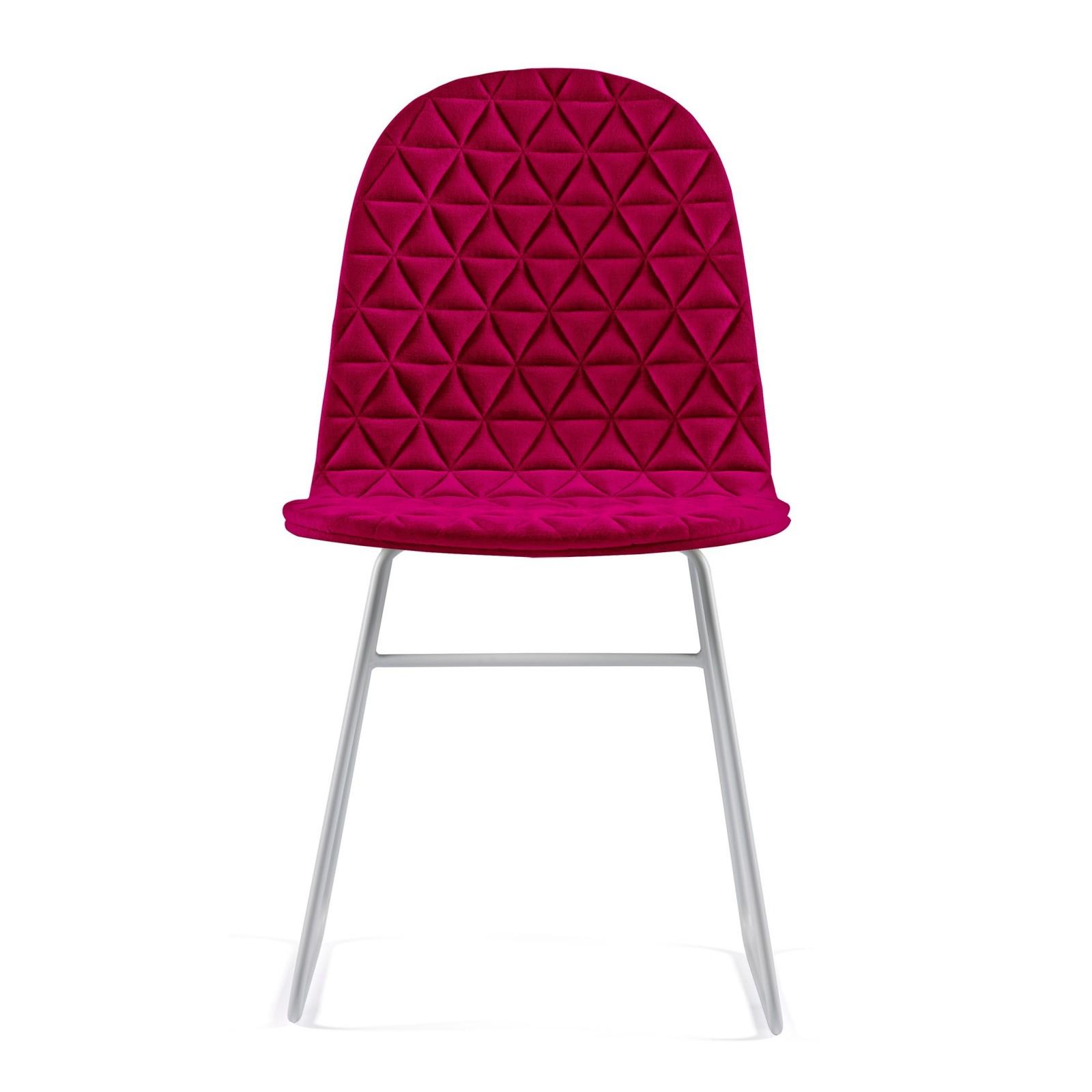 Krzesło Mannequin - 02 - amarant