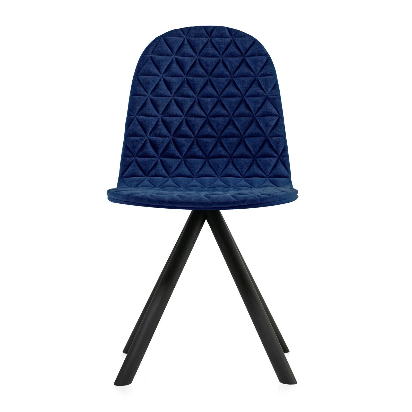 Krzesło Mannequin - 01 black - granat