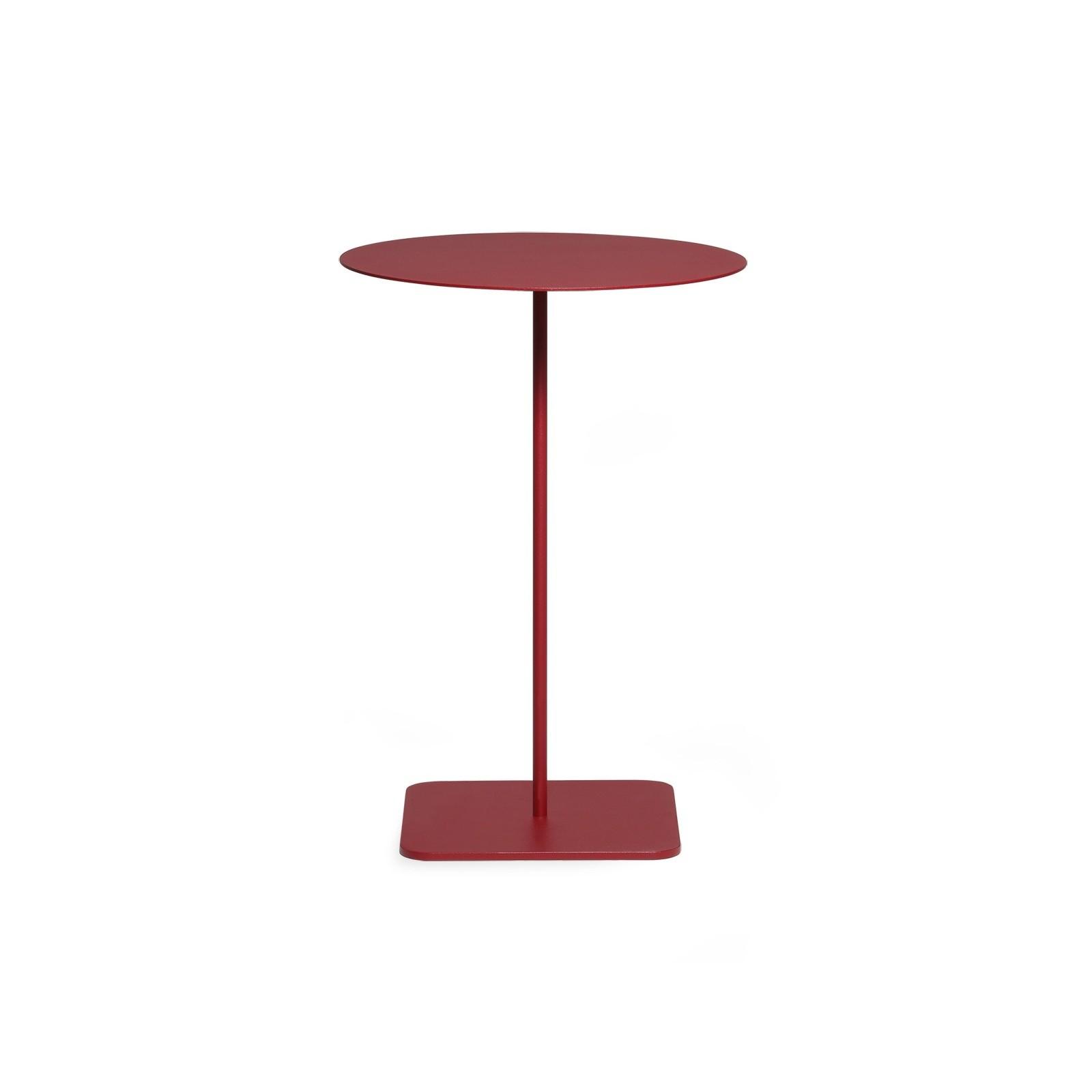 Mesita coffee table - 57 - red