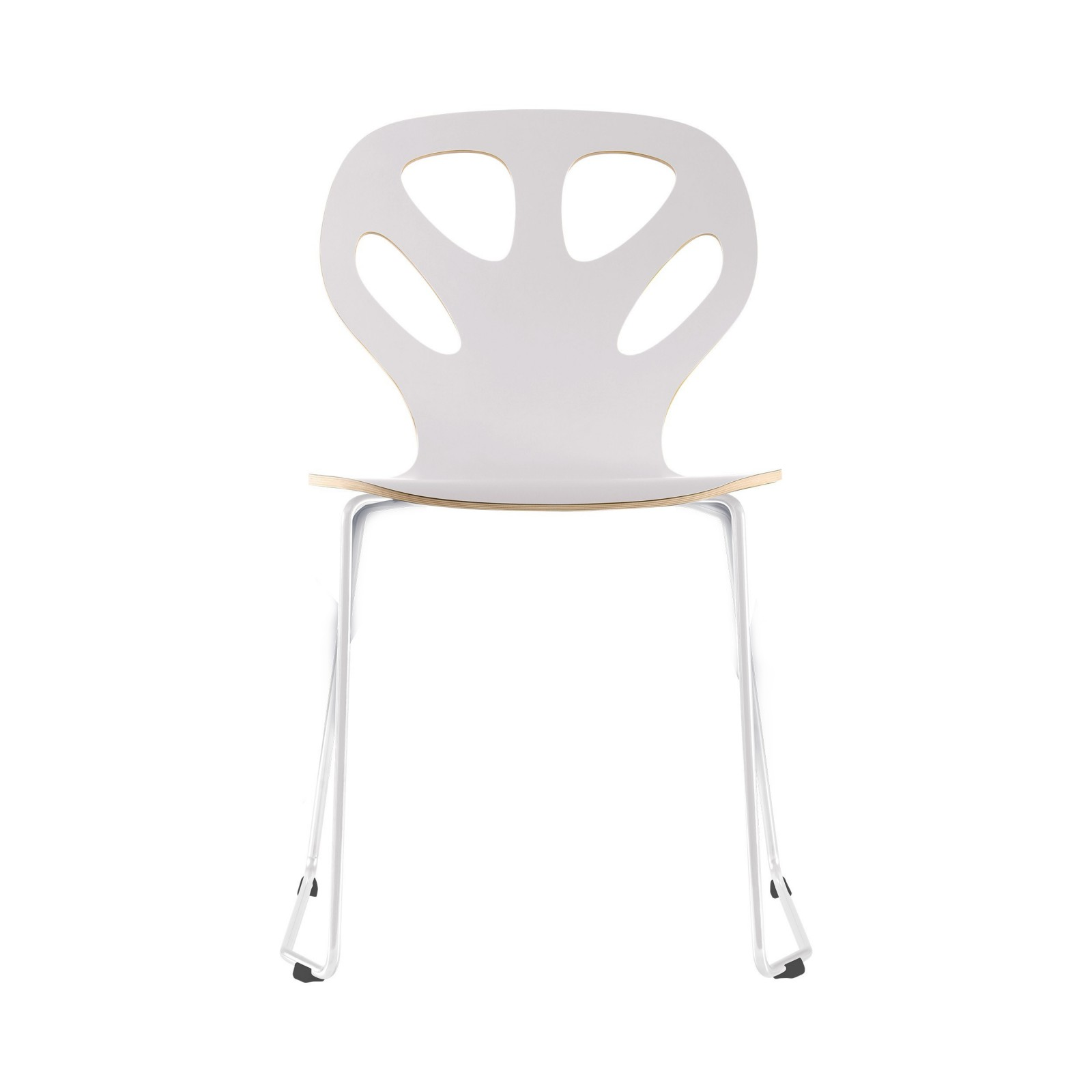 Maple Chair M01 White Ikershopcom
