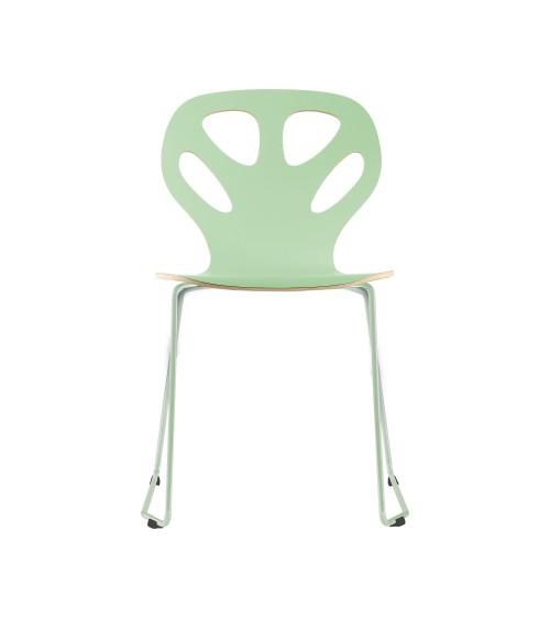 Krzesło MAPLE - M01 - miętowe