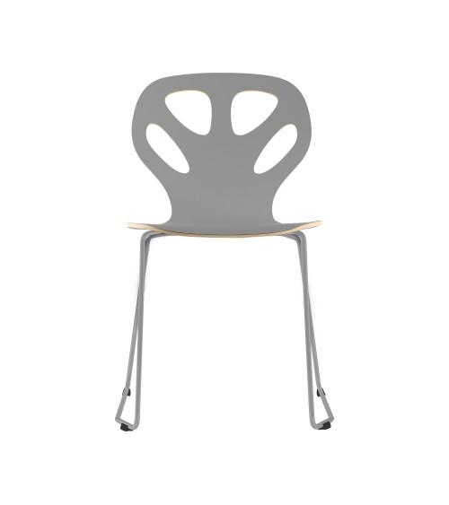 Krzesło MAPLE - M01 - szare