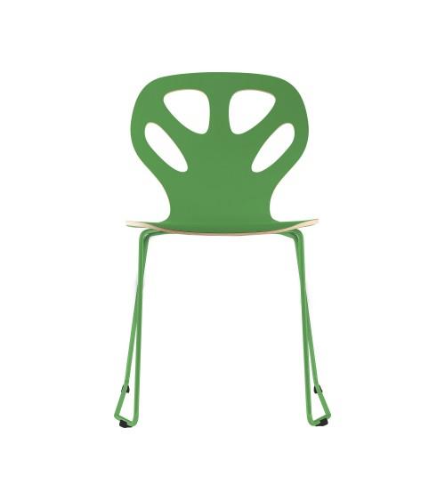 Krzesło MAPLE - M01 - zielone