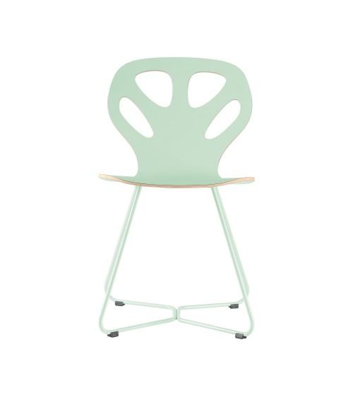 Krzesło MAPLE - M02 - miętowe