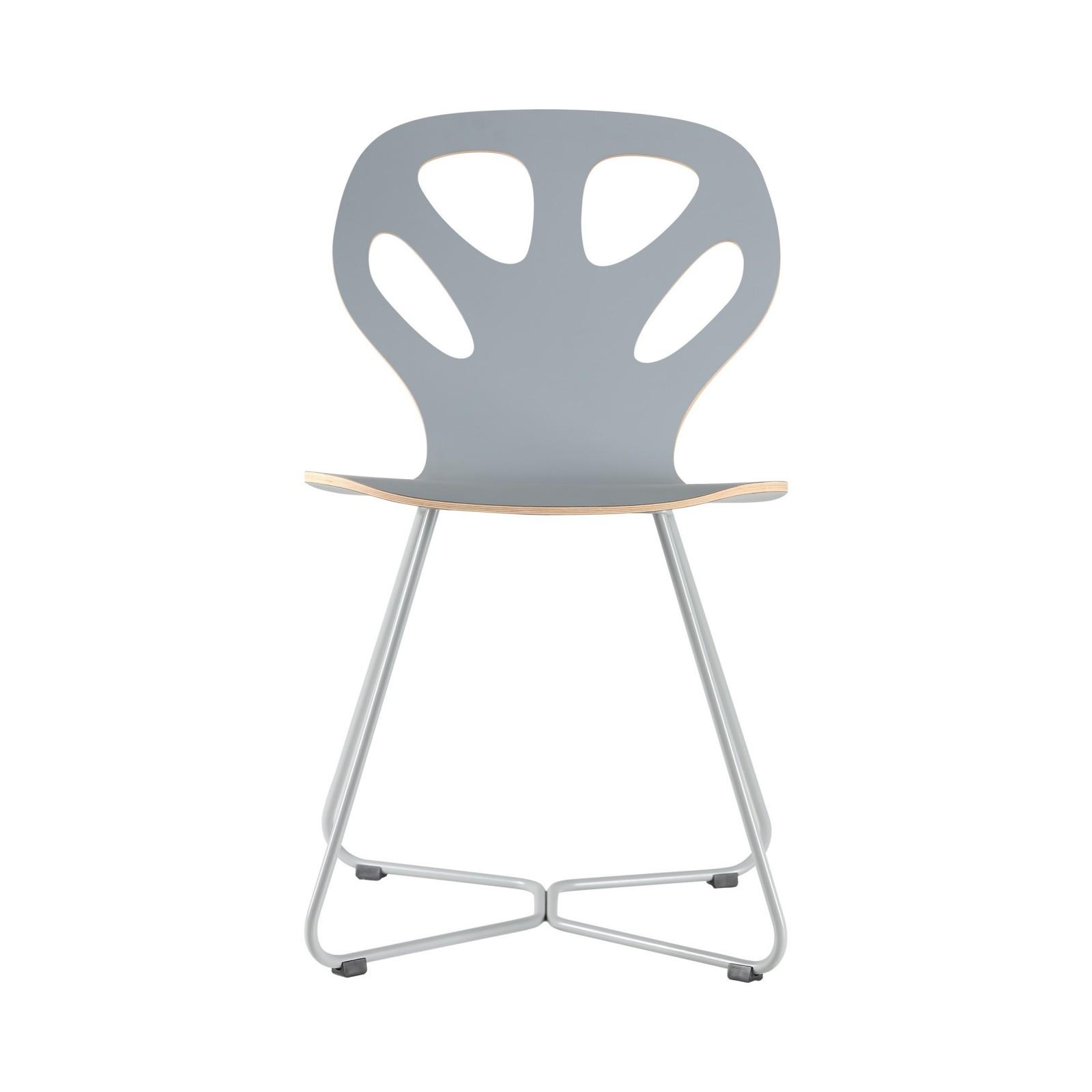 Krzesło MAPLE - M02 - szare