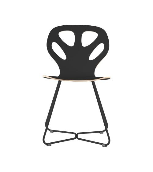 Krzesło MAPLE - M02 - czarne