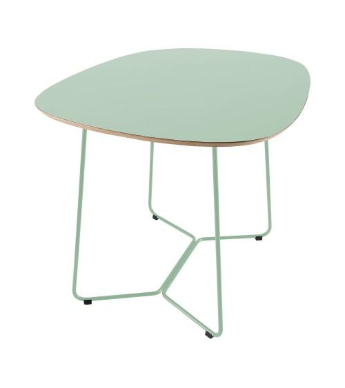Stół MAPLE - M05 - miętowy