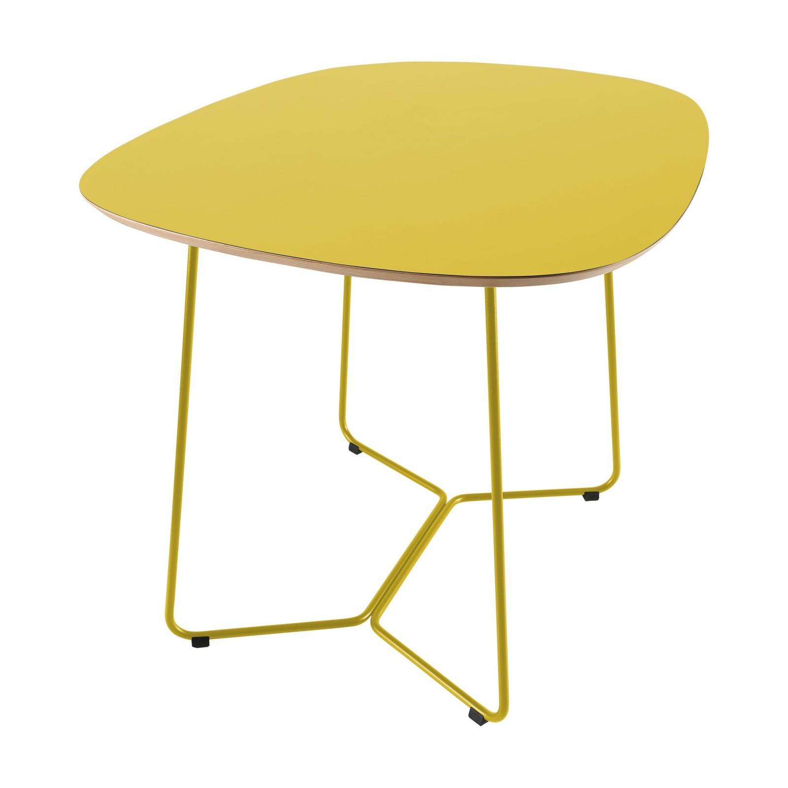 Stół MAPLE - M05 - żółty