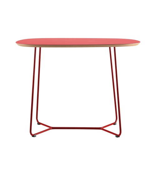 Stół MAPLE - M05 - czerwony