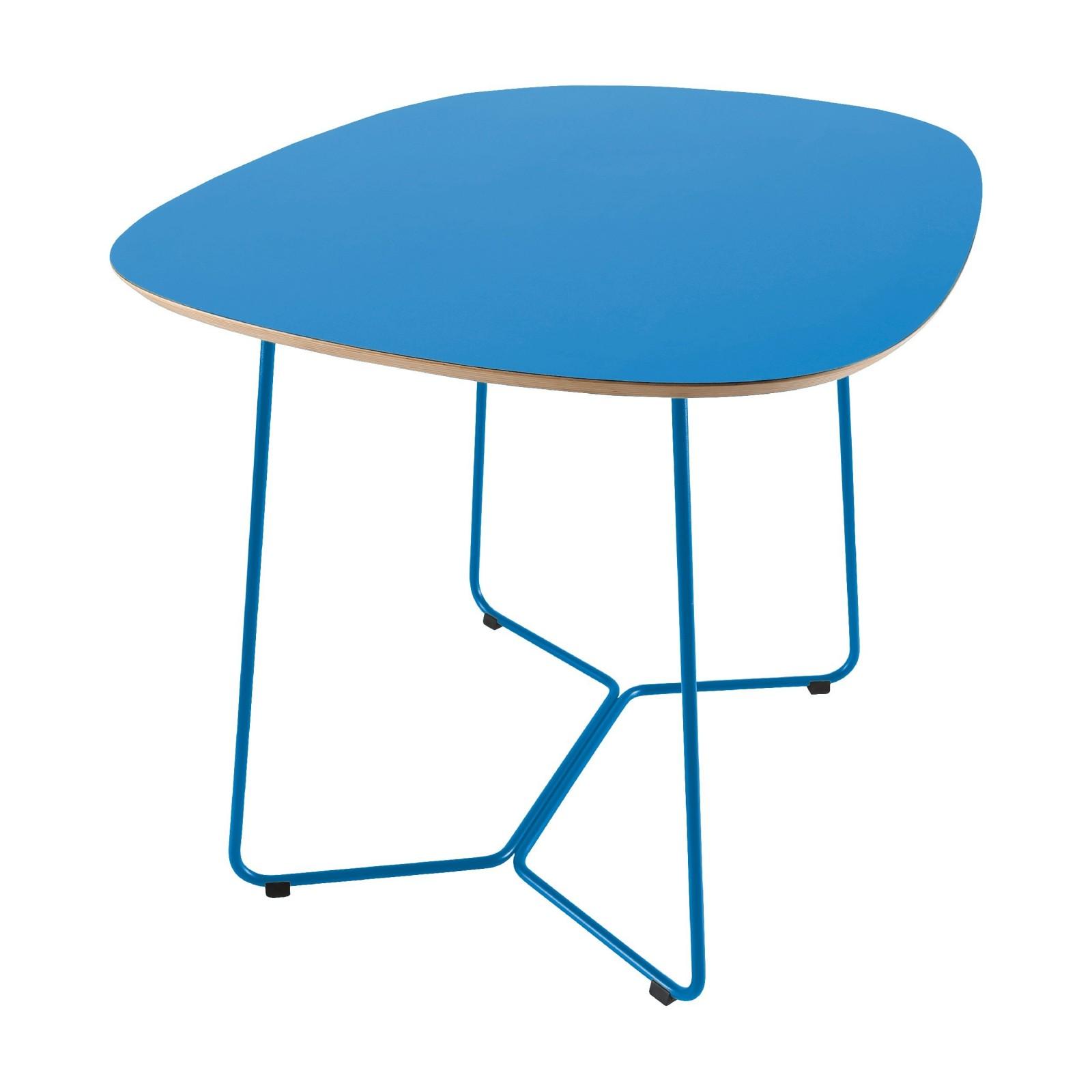 Stół MAPLE - M05 - niebieski