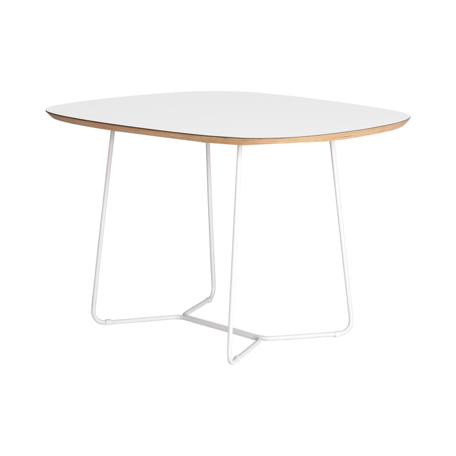 Stół MAPLE - MID - biały