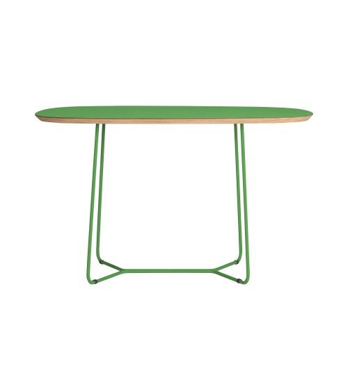 Stół MAPLE - MID - zielony