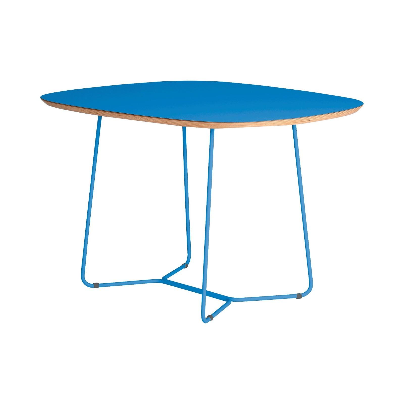 Stół MAPLE - MID - niebieski