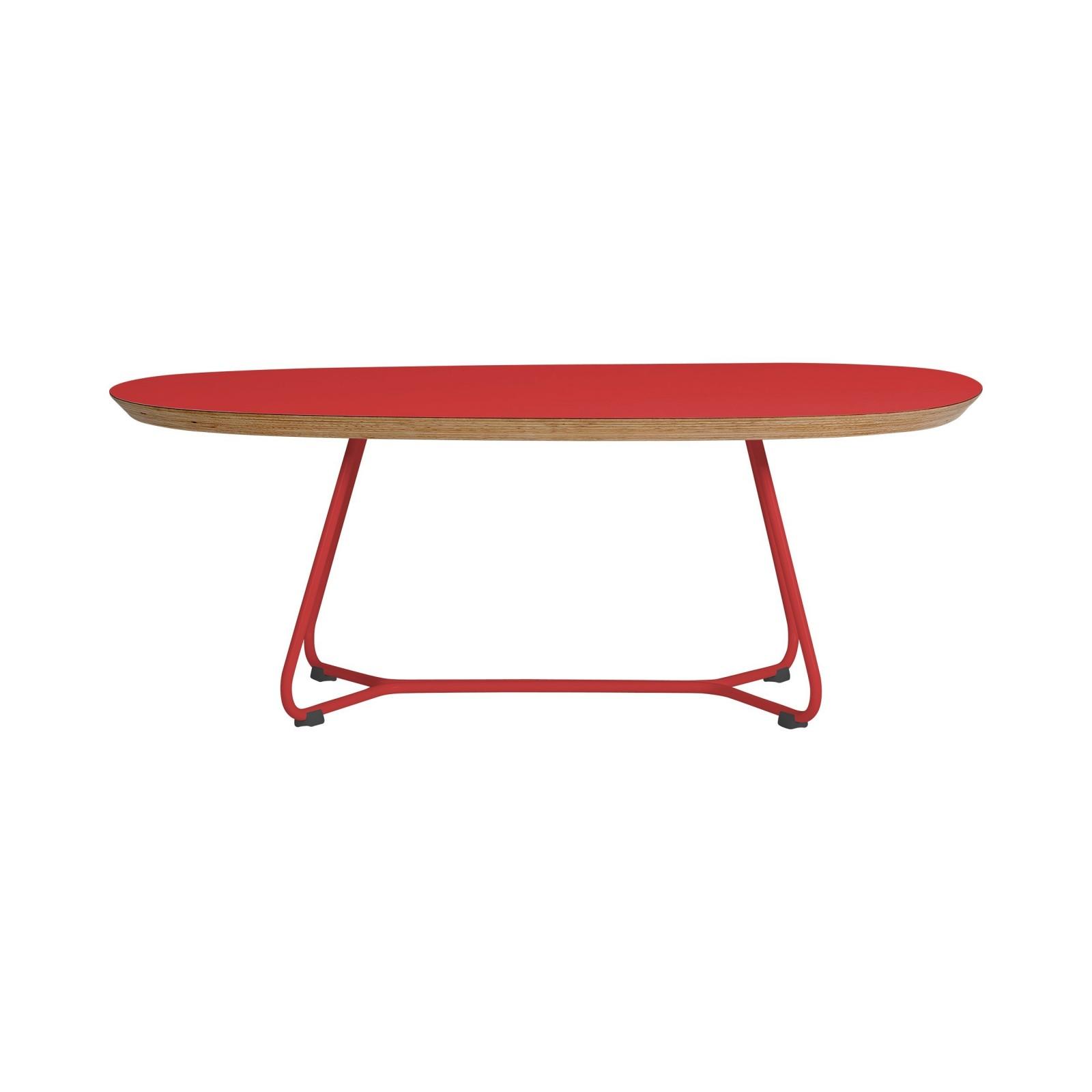 Stolik MAPLE - M06 - czerwony