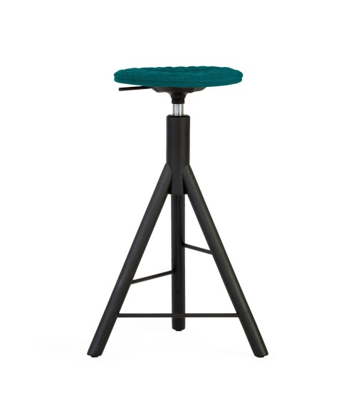 MannequinBar chair - 01 - turquoise