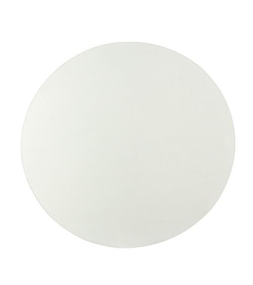 Stolik Zig-Zag R 75 - biały