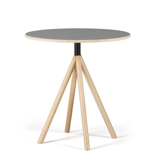 Stół Mannequin - MO 01 - 70 - szary
