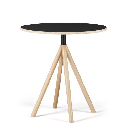 Stół Mannequin - MO 01 - 70 - czarny