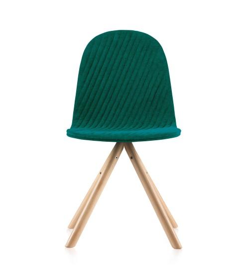 Krzesło Mannequin - 01 - turkus