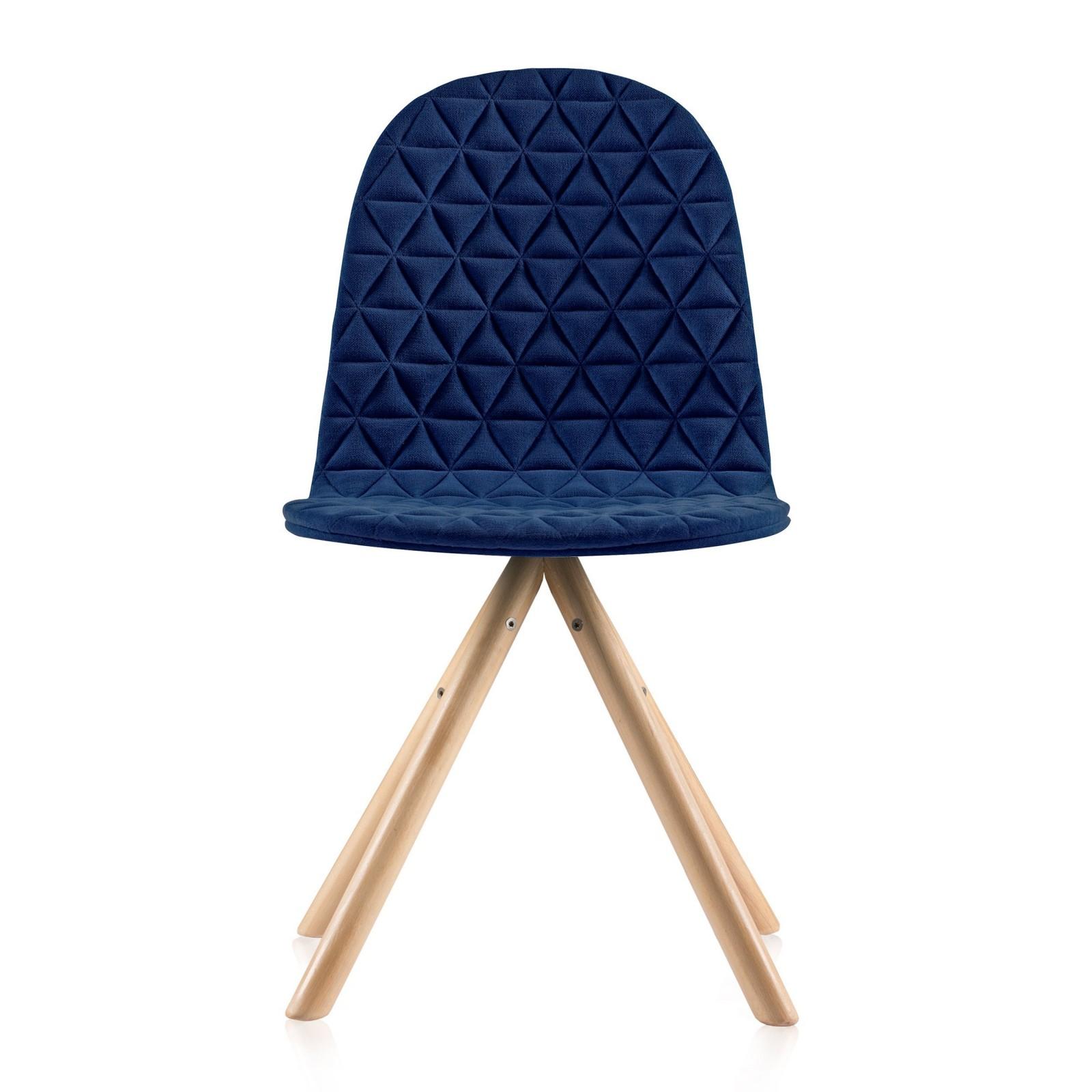 Krzesło Mannequin - 01 - granat