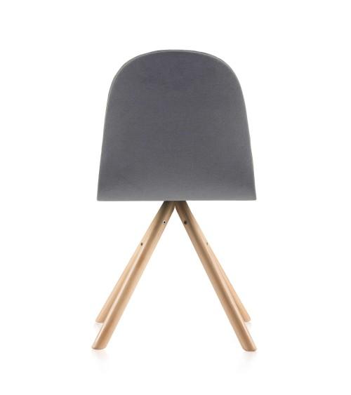 Krzesło Mannequin - 01 - szary