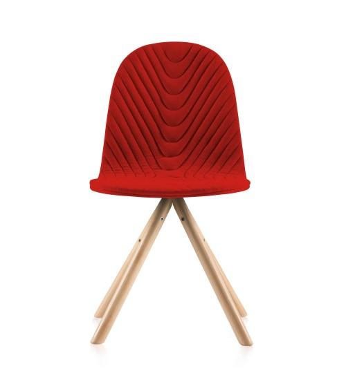 Krzesło Mannequin - 01 - czerwień
