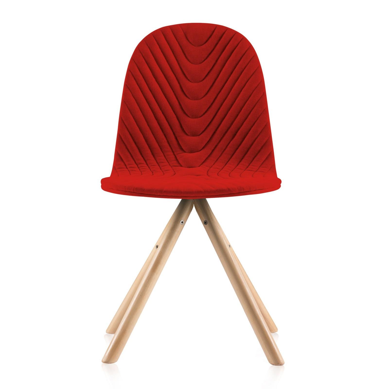 Krzesło Mannequin 01 - czerwień