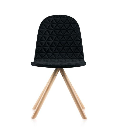 Krzesło Mannequin - 01 - czarny
