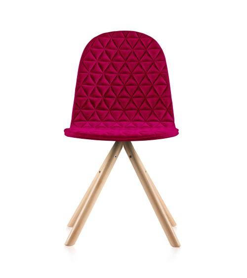 Krzesło Mannequin - 01 - amarant