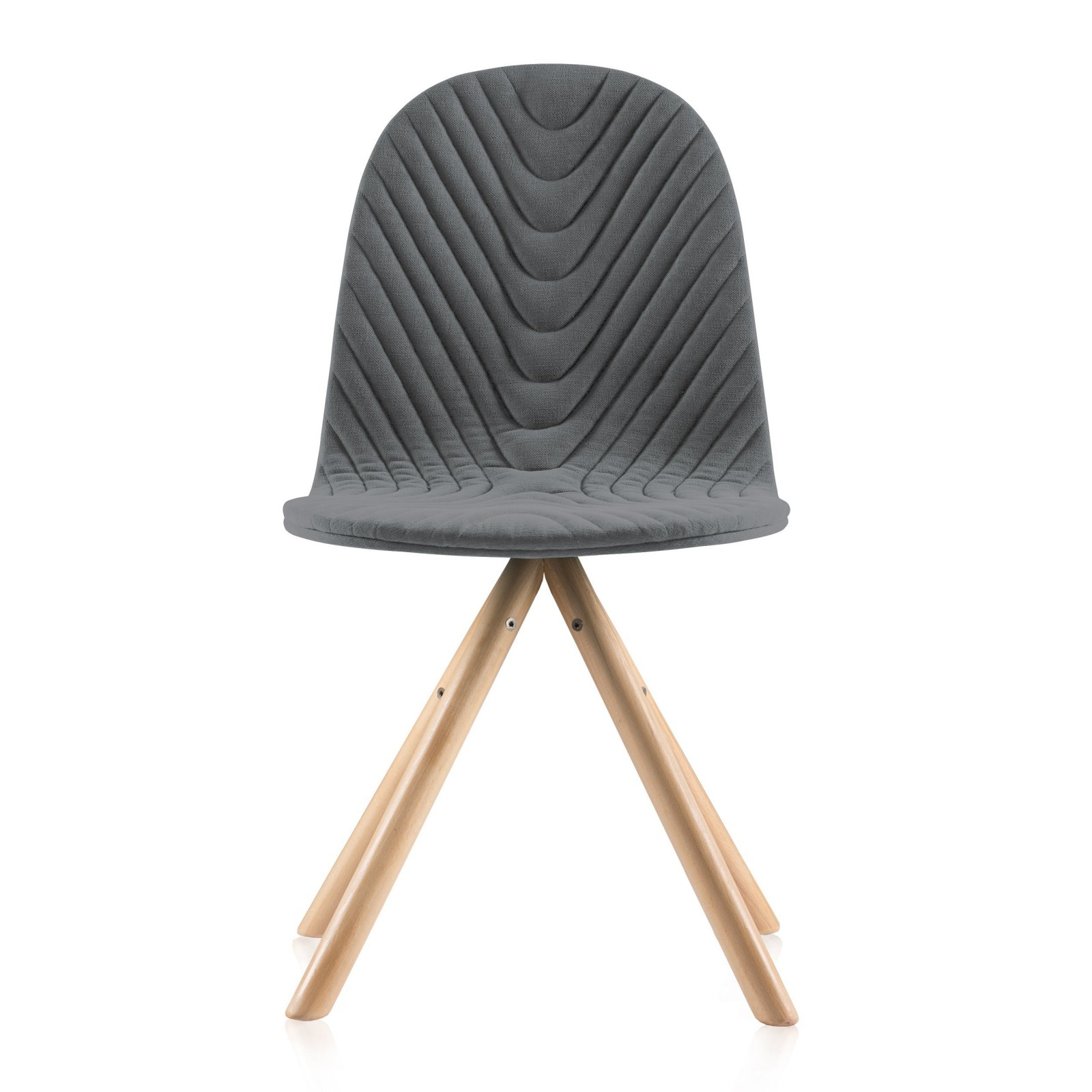 Krzesło Mannequin 01 - ciemny szary