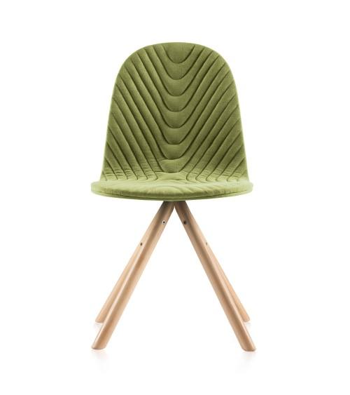 Krzesło Mannequin - 01 - jasno zielony