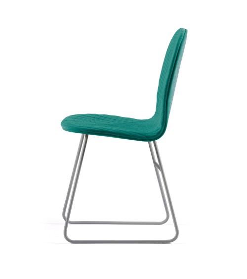 Krzesło Mannequin - 02 - turkus