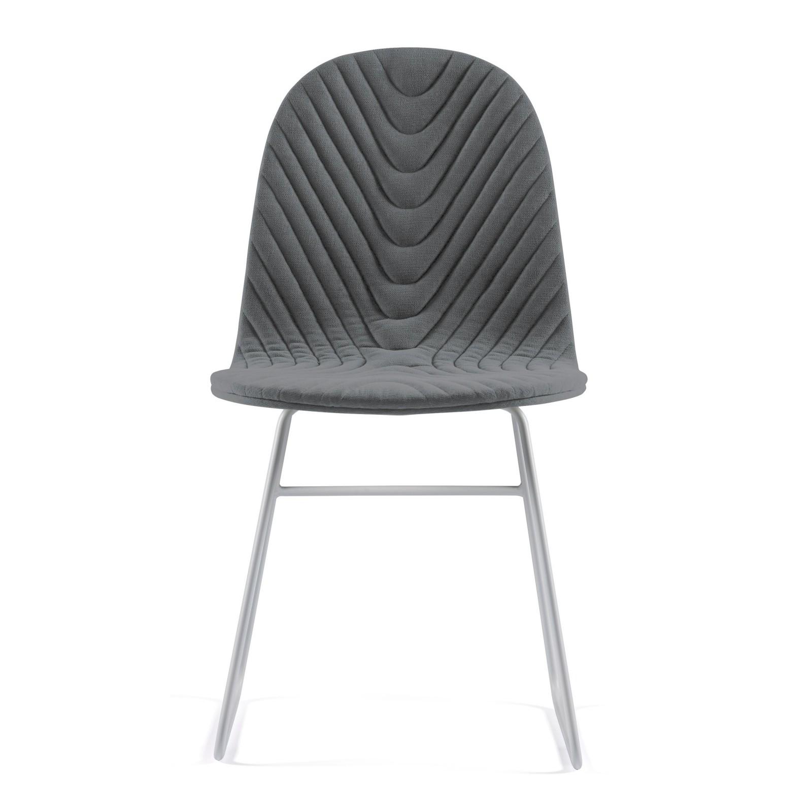 Krzesło Mannequin - 02 - ciemno szary