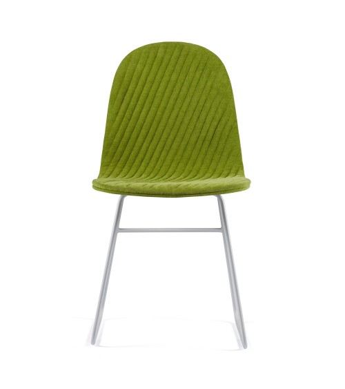 Mannequin chair - 02 - green