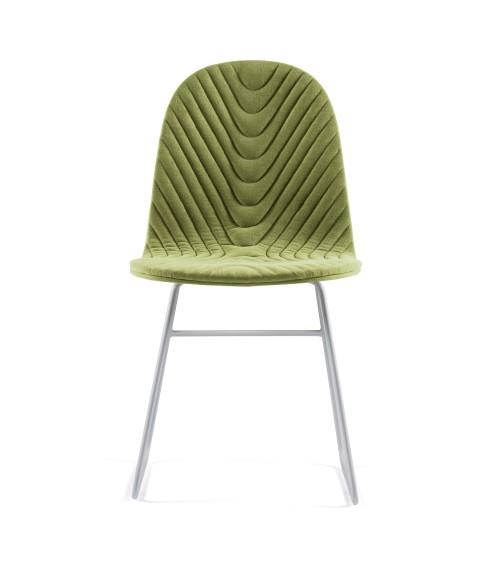 Krzesło Mannequin - 02 - jasno zielony