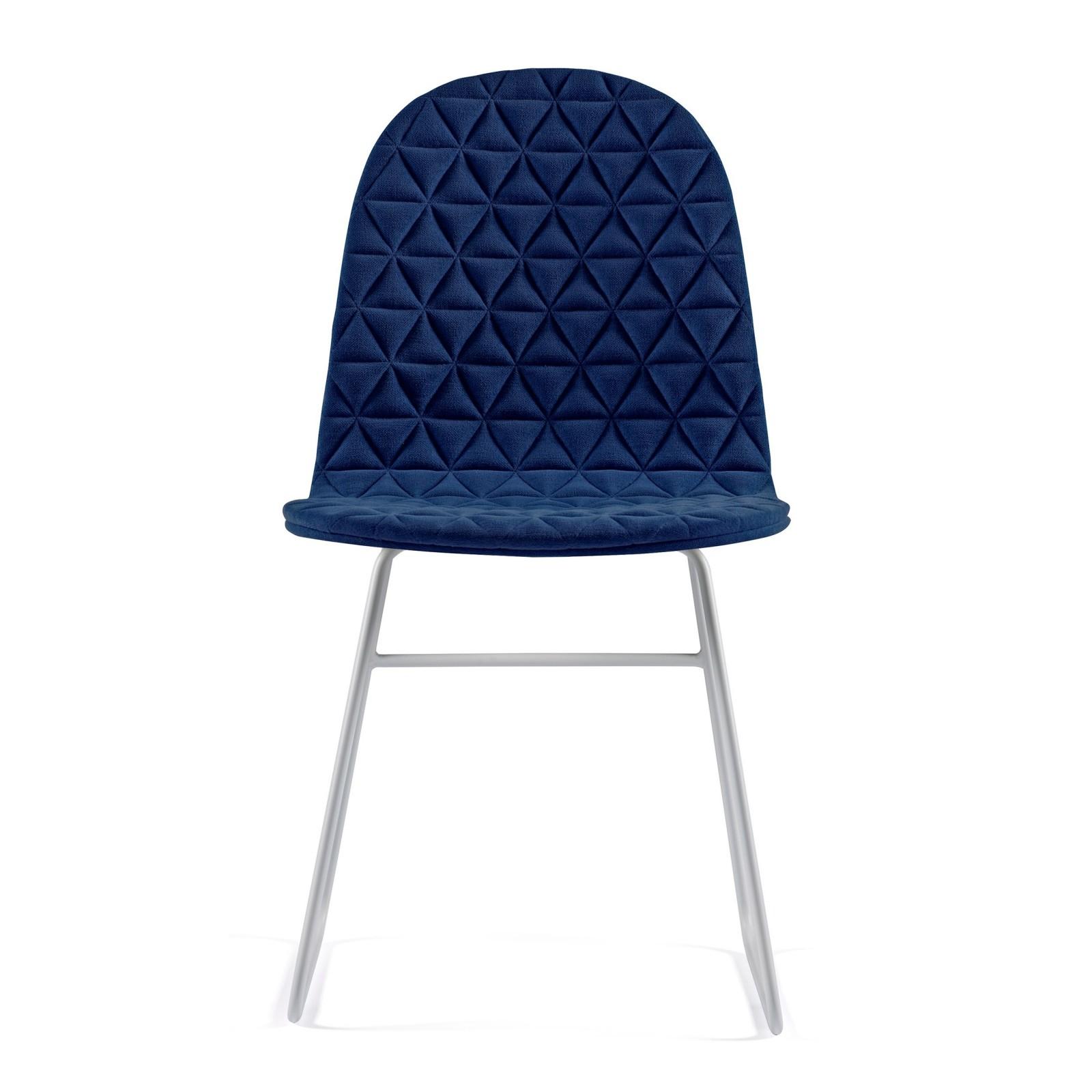 Krzesło Mannequin - 02 - granat