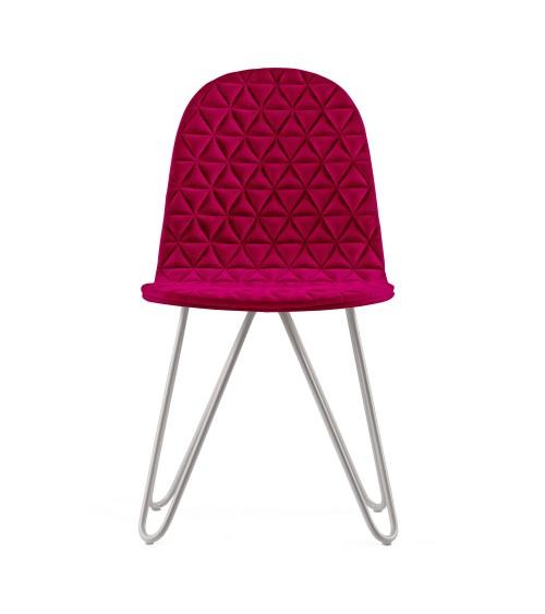 Krzesło Mannequin - 03 - amarant