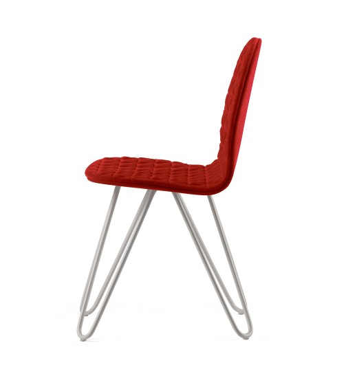 Krzesło Mannequin - 03 - czerwień