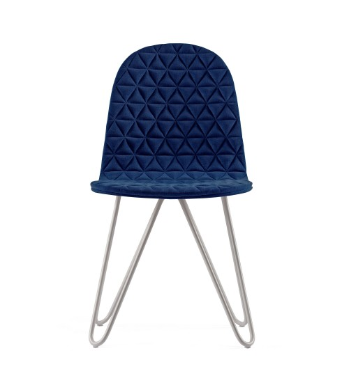 Mannequin chair - 03 - navy