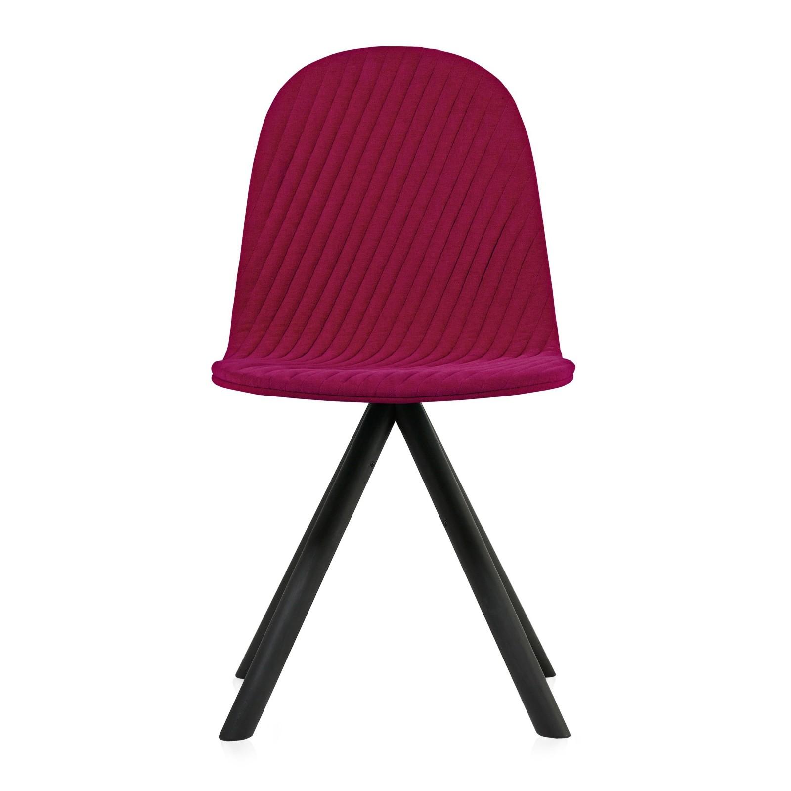 Mannequin chair - 01 - amaranth