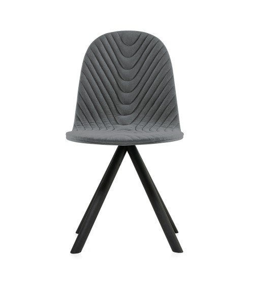 Mannequin chair - 01 - dark grey