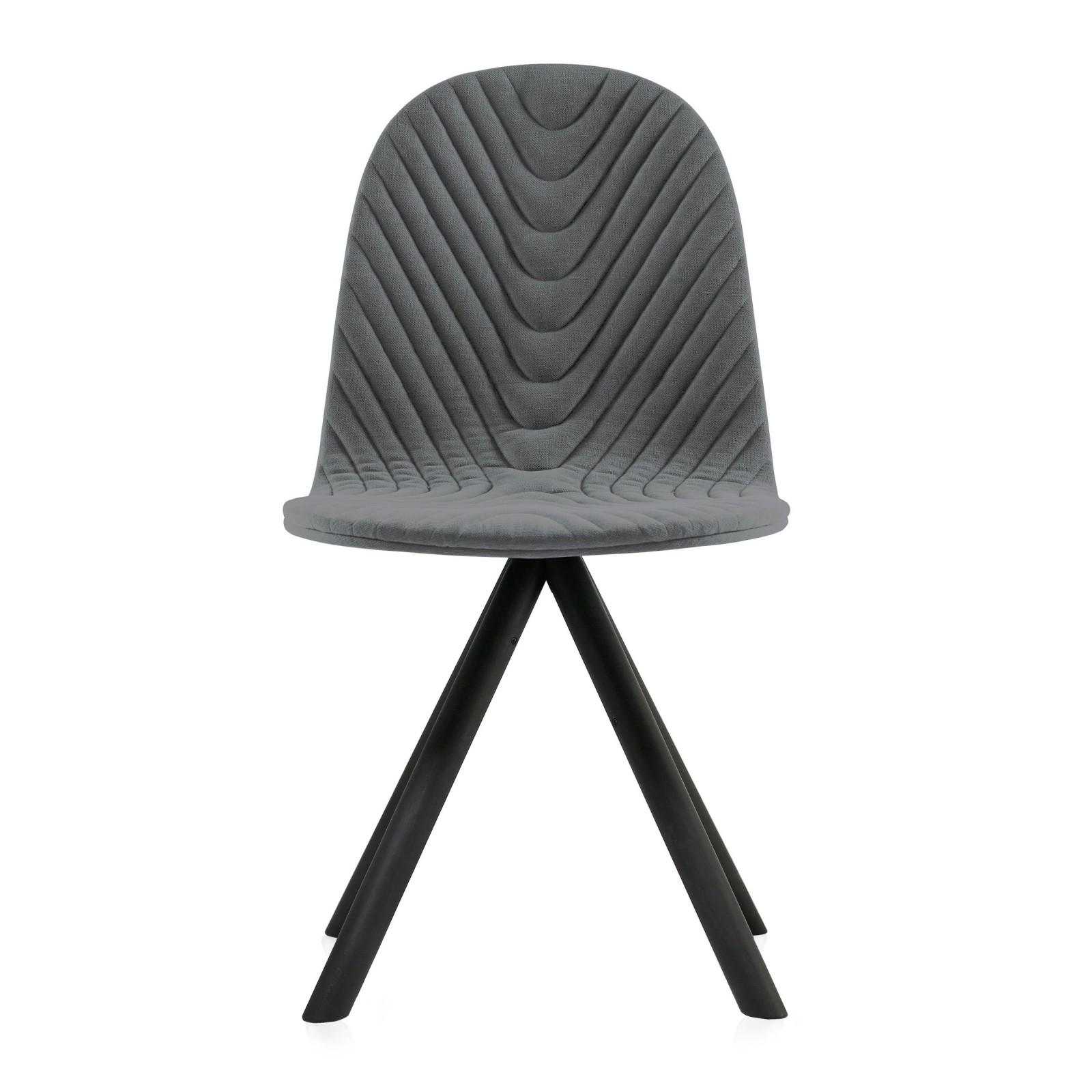 Mannequin chair - 01 - dark grey
