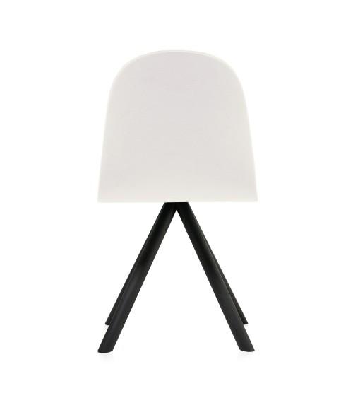 Krzesło Mannequin - 01 black - ecru