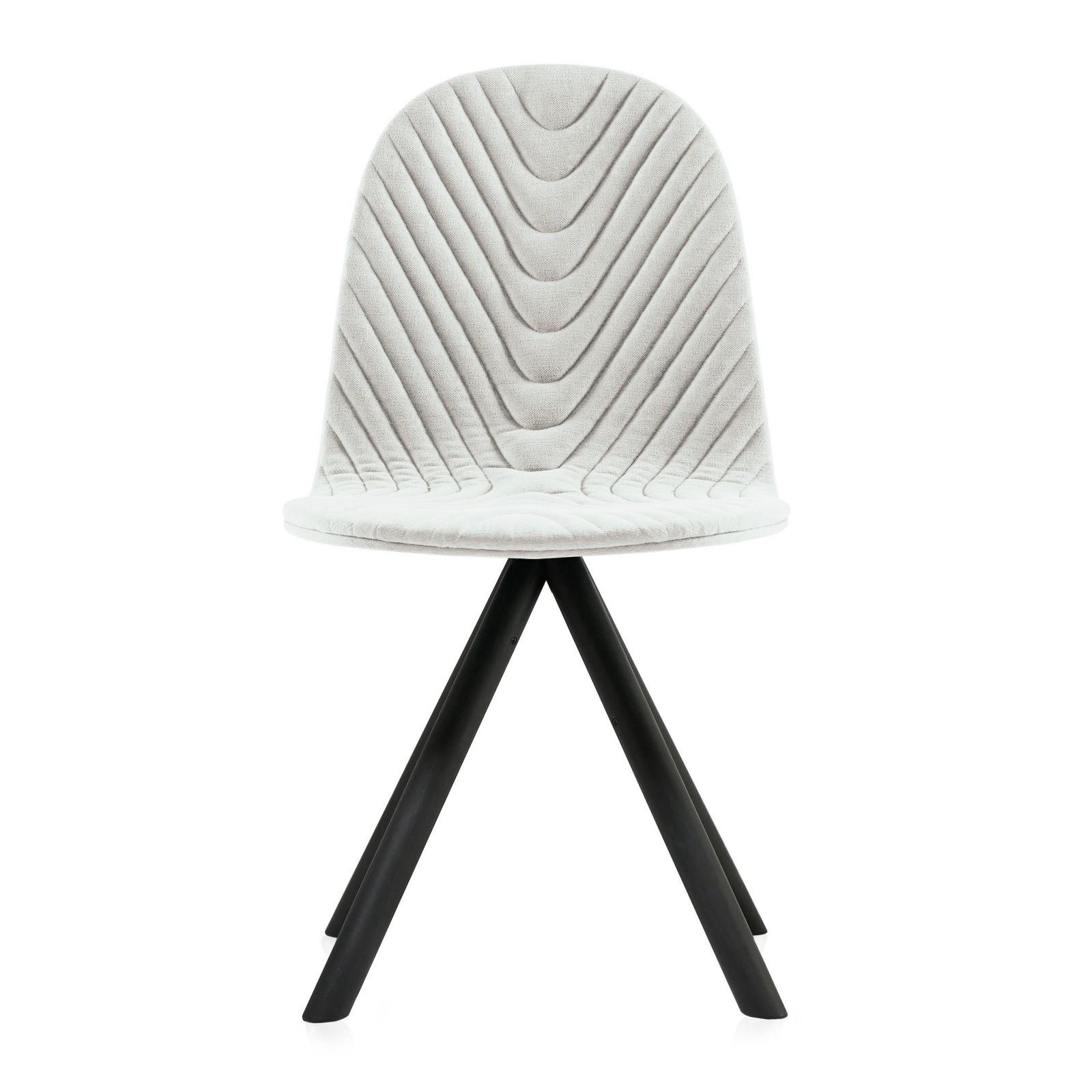 Krzesło Mannequin 01 black - ecru