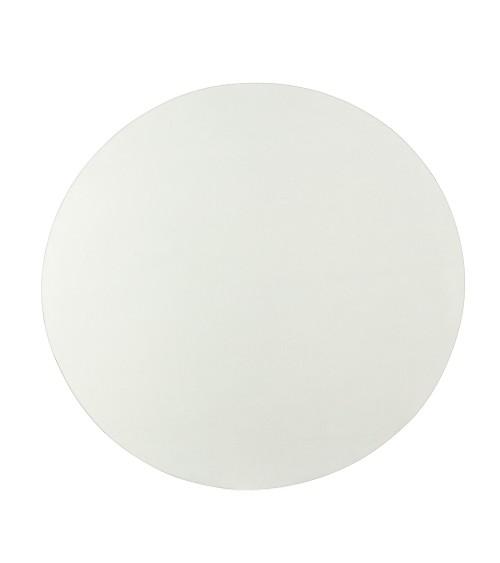 Stolik Zig-Zag R 40 - biały