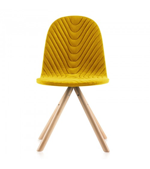 Mannequin chair - 01 - yellow