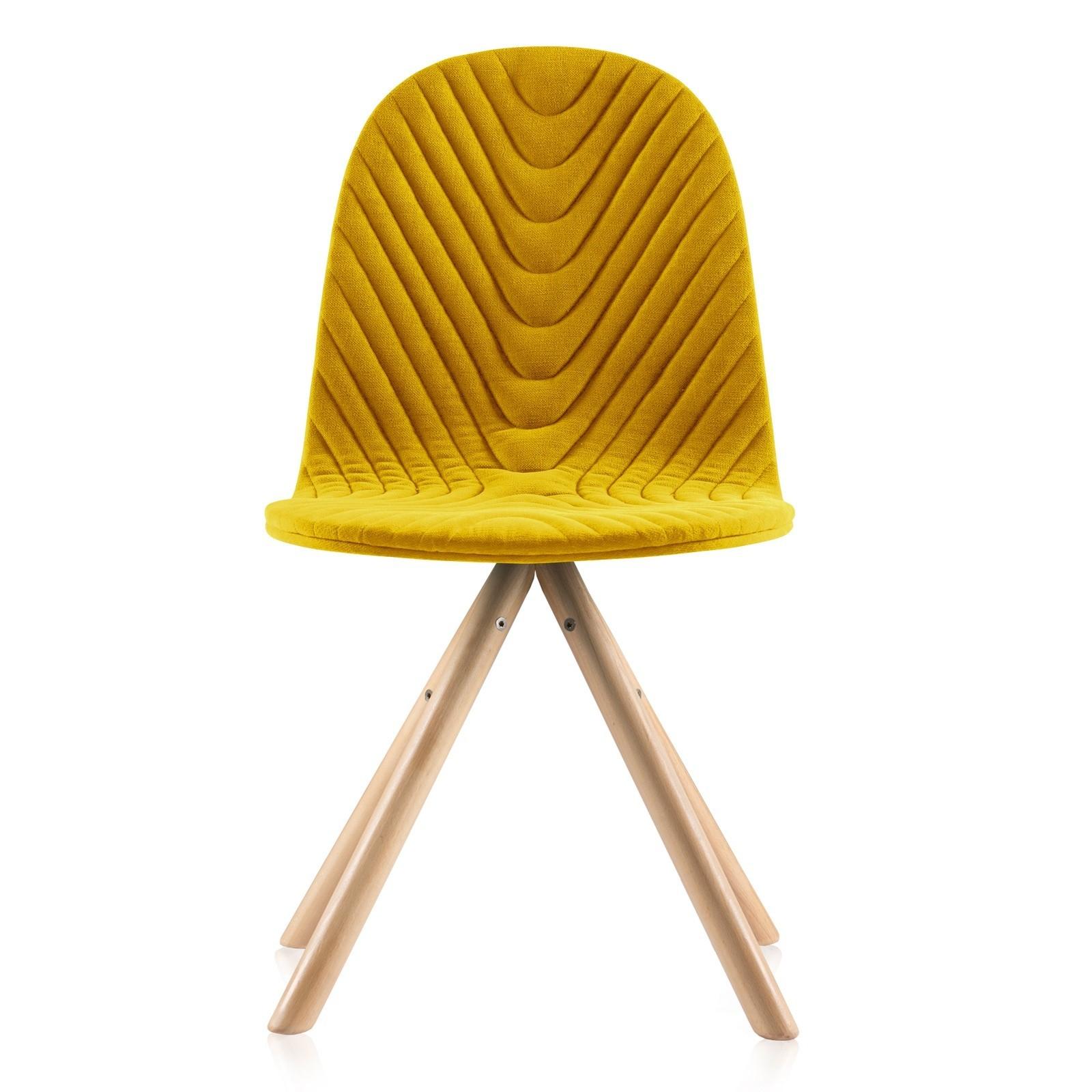 Krzesło Mannequin - 01 - żółty