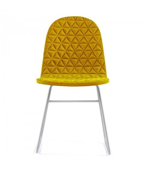 Krzesło Mannequin - 02 - yellow