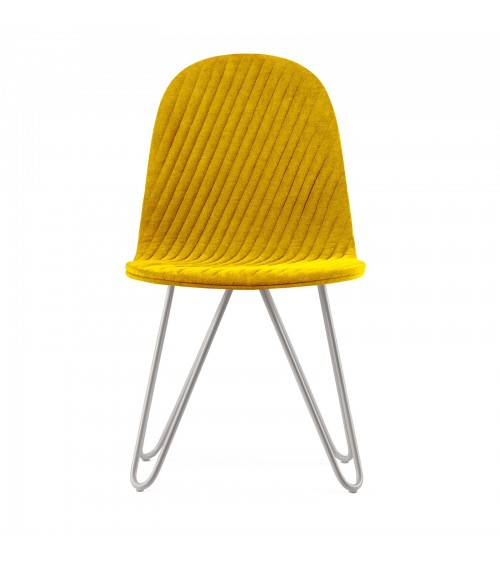 Mannequin chair - 03 - yellow
