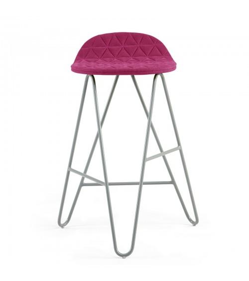 MannequinBar Low chair - 02 - dark grey